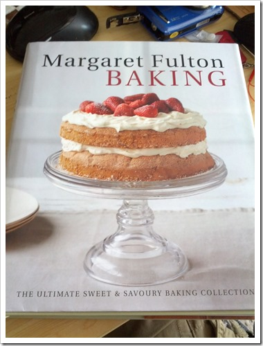 Margaret Fulton Baking cook book.