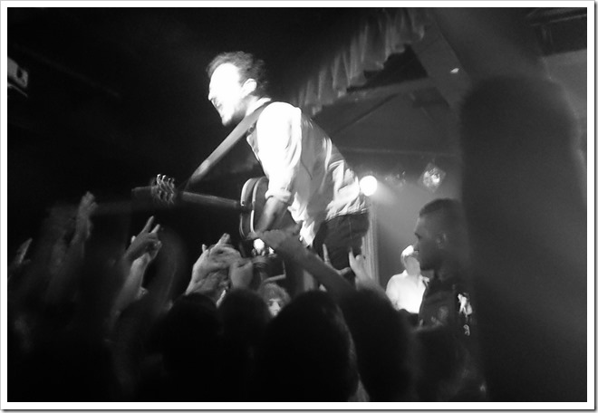 Frank Turner at The Corner